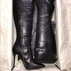 Burberry Women's Stiletto Boots Size 39